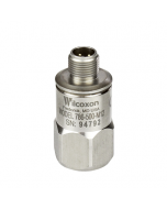 Low frequency sensor with M12 connector