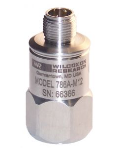 Hazardous area certified accelerometer