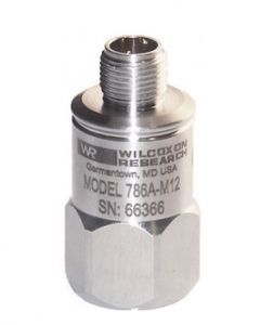 Intrinsically safe certified accelerometer