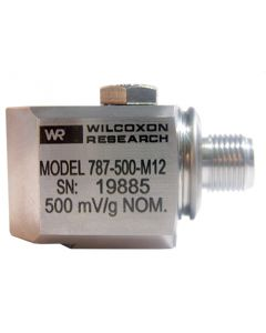 Class I, Division 2 certified low frequency accelerometer
