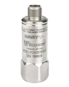 HART-enabled 4-20mA velocity sensor, hazardous area certified