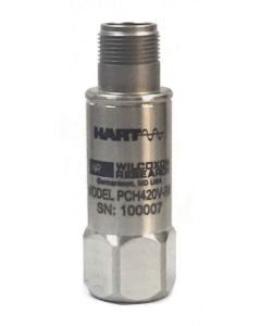 HART-enabled 4-20mA velocity sensor